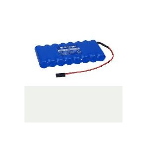 Oplaadbare batterijen NIMH 9,6V 1800mAh voor PowerMax Complete