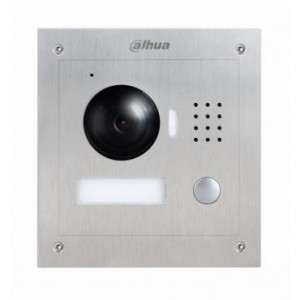 Extra dahua Intercom IP, inbouw plaat