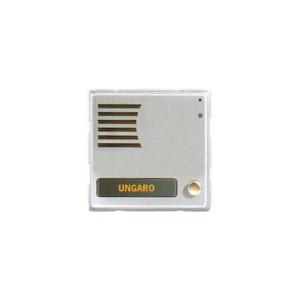 2) 1145/21 Micro-LS module, leeg, 1 drukknop